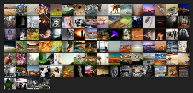 jQuery Image Gallery plugin