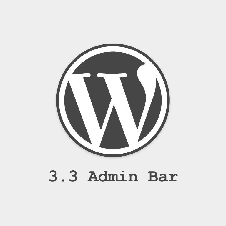 Remove Menu Items from WordPress 3.3 Admin Bar