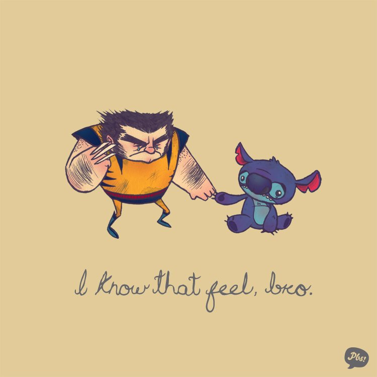 """I Know That Feel, Bro"" – Creative Inspiration"