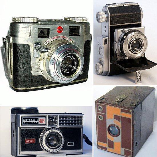 No More Kodak Cameras
