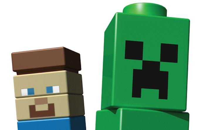 Mini LEGO Minecraft