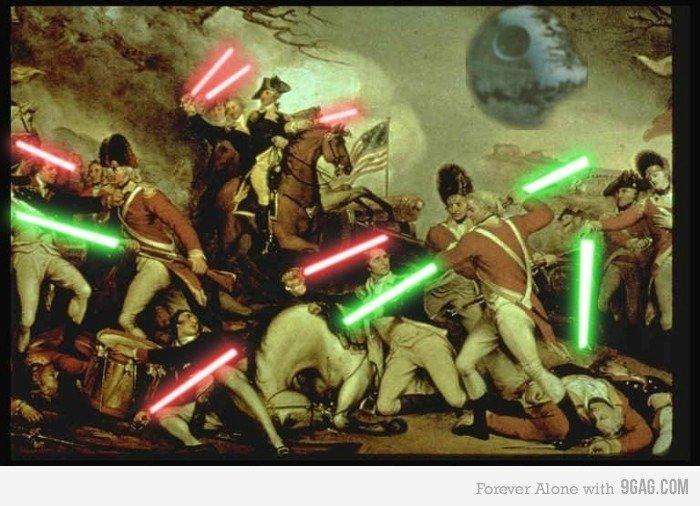 lightsaber history