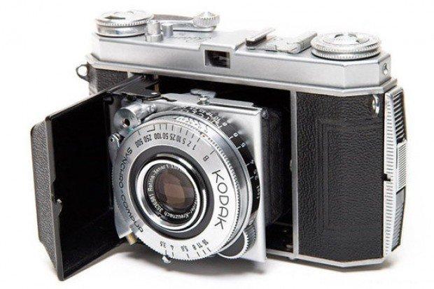 vintage retro kodak retina camera