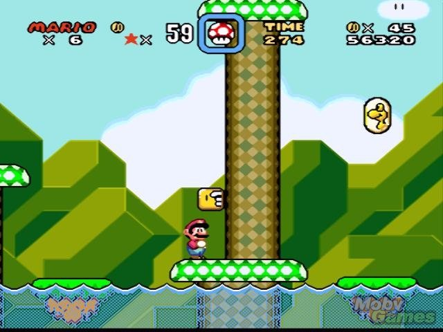 "A ""Super Mario World"" Performance [Video]"