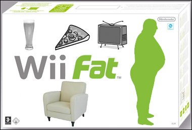 nintendo wii fit fat