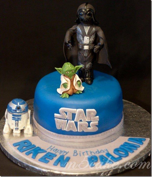Star Wars Birthday Cakes Churchmag