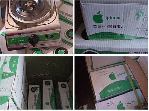 chinese iphone stoves