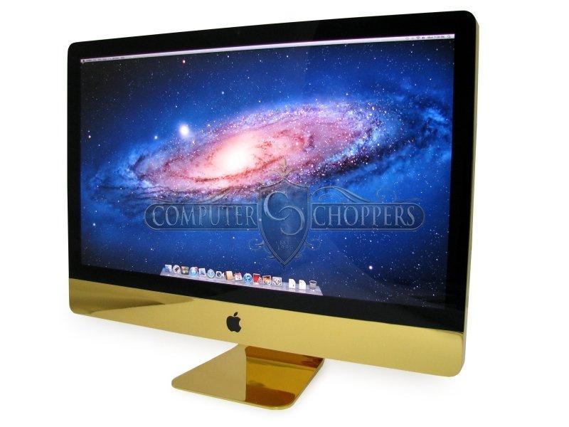 iMac from Heaven or an iMac Idol?