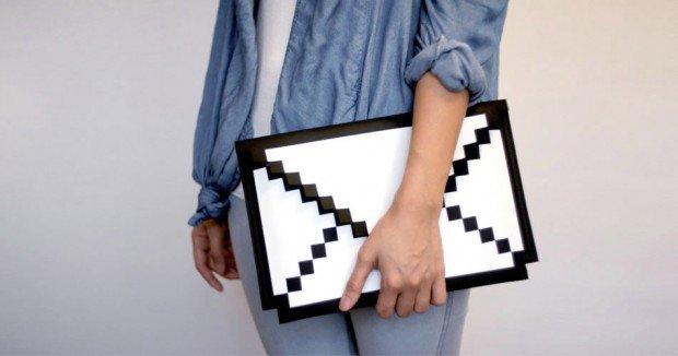 8-bit apple ipad sleeve