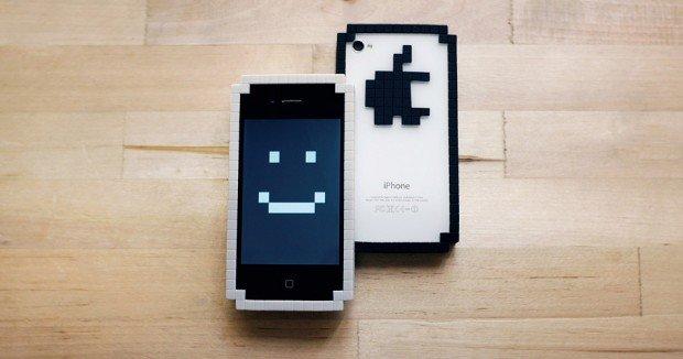 iphone case 8-bit