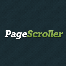 page scroller jquery plugin