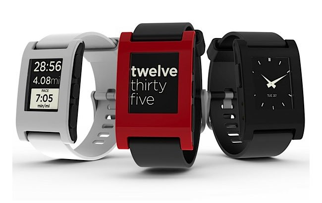 Meet Pebble – the iPhone Friendly Watch