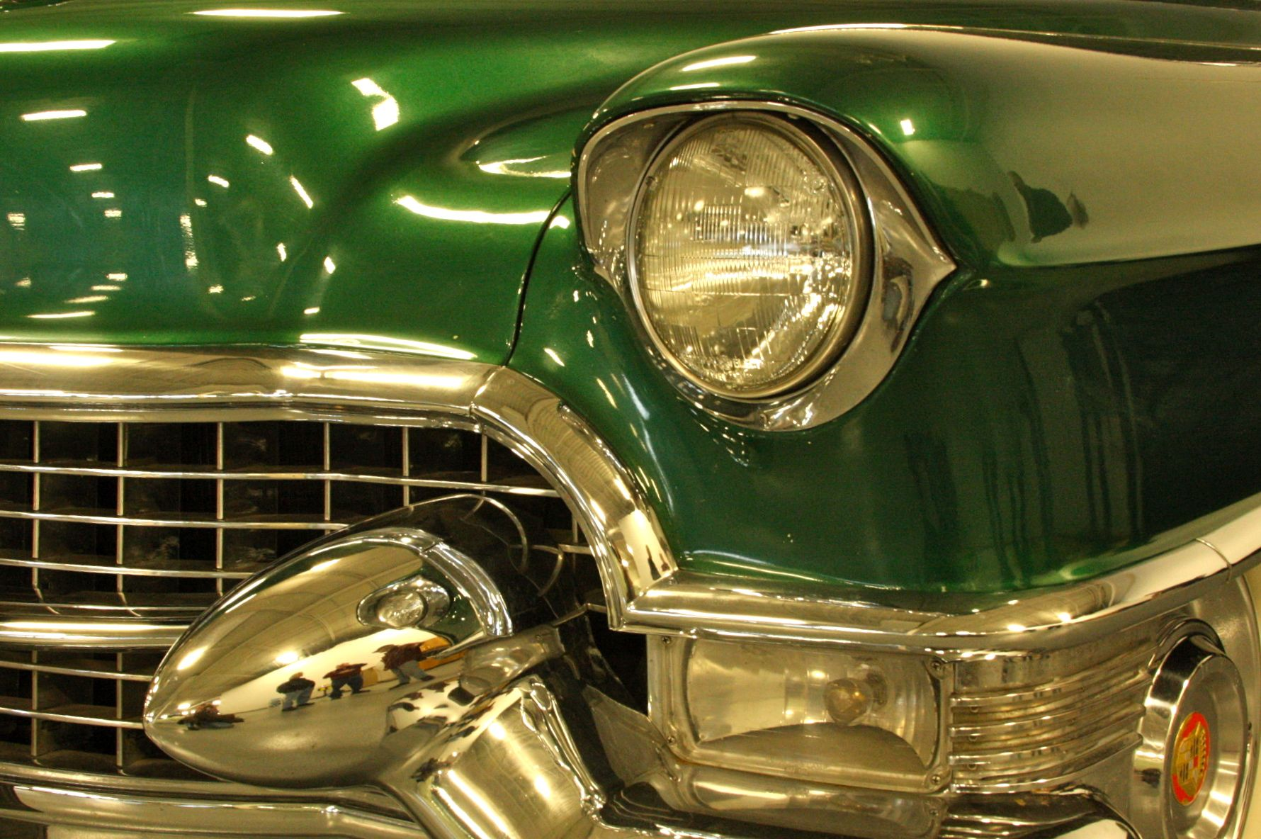 Vintage Fifties Cadillace