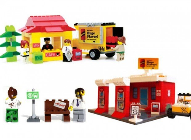 Add Some Detail to Your LEGOS with BrickStix