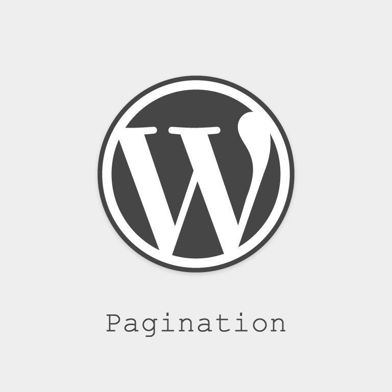 WordPress Pagination without Plugins