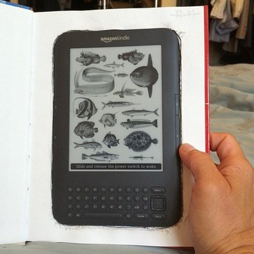 Are eReaders Remapping Our Minds?