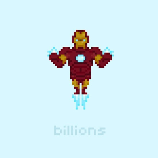 8-bit avengers
