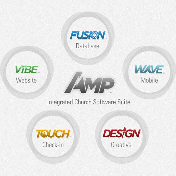 Elexio Amp – Integrated Church Software Suite