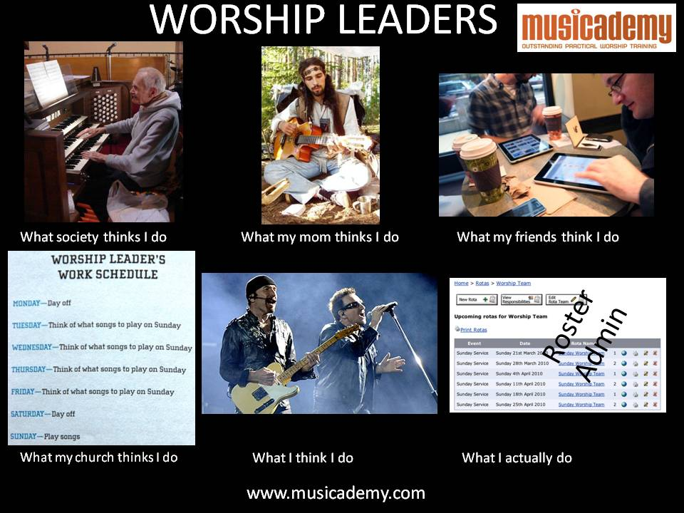 An Interactive Online Tool to Help Worship Teams!
