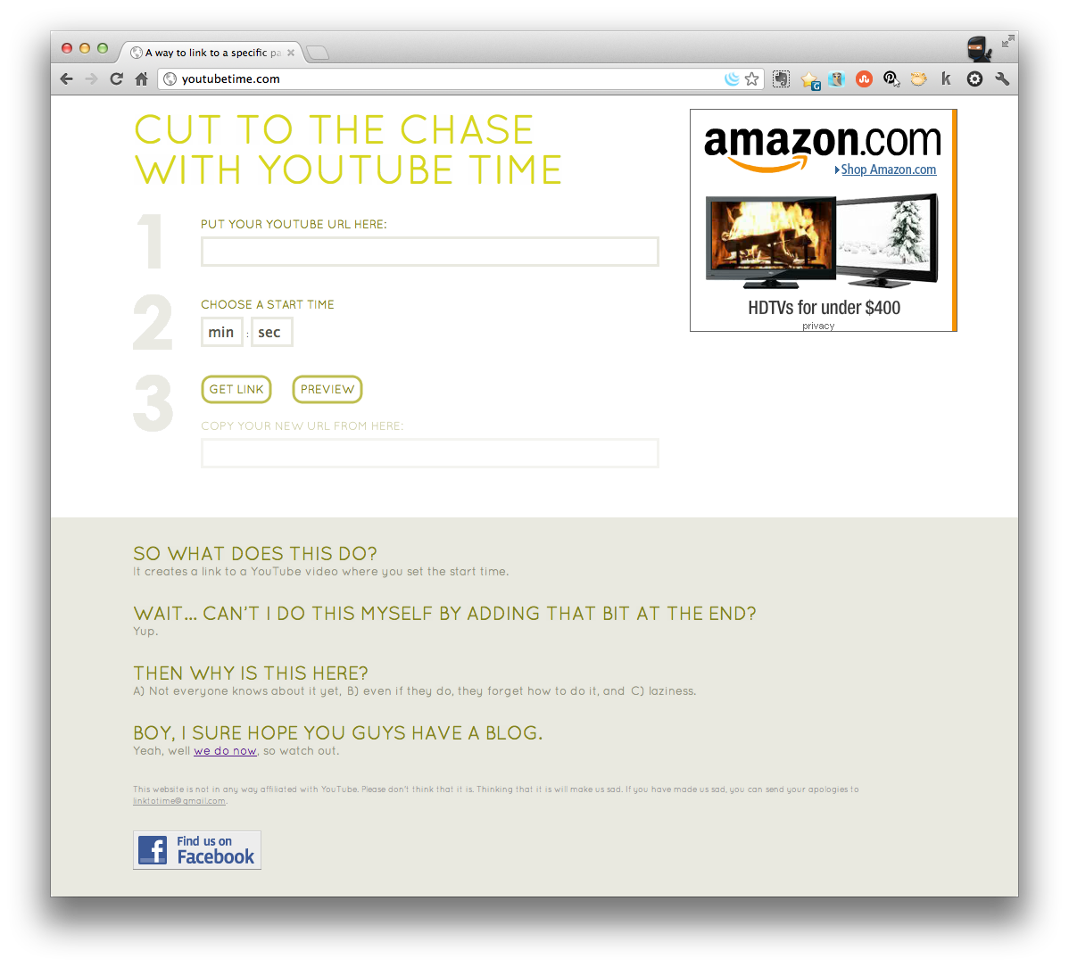 How-To Set Your YouTube Video Start Time