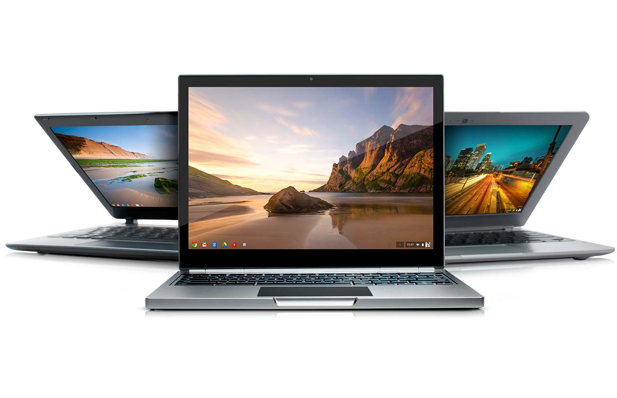 Chrome OS: A New Church Solution?