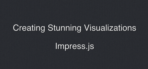 Impress with Impress.js