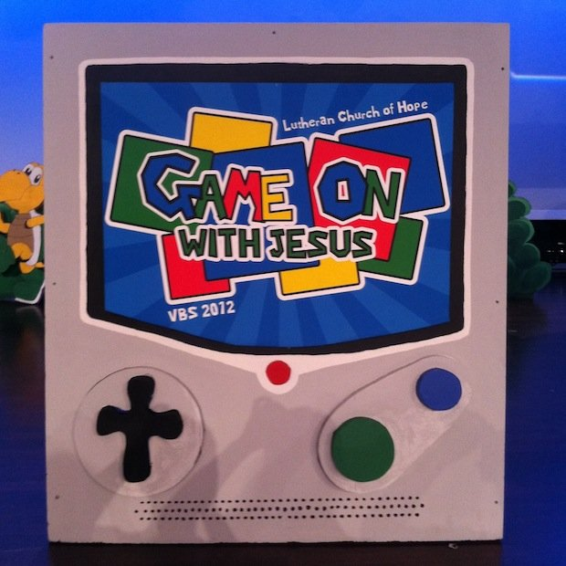 VBS Awesomeness: Game On with Jesus