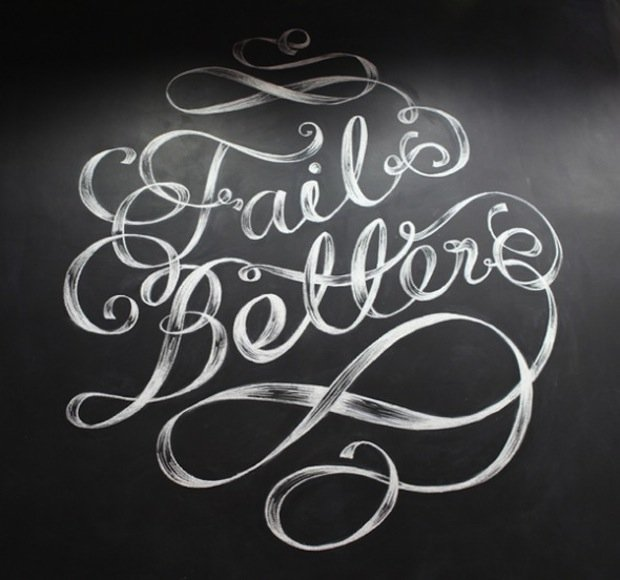 Typographically Inspiring Quotes
