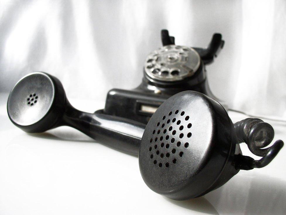 When Phones Were Dumb