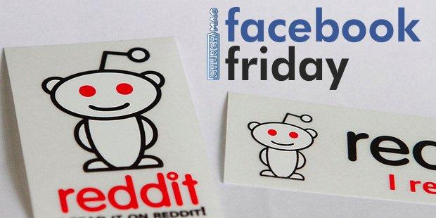 Facebook Friday: Do You Use Reddit? [Poll]