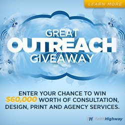 The Great Outreach Giveaway Announces Top 10 Contestants