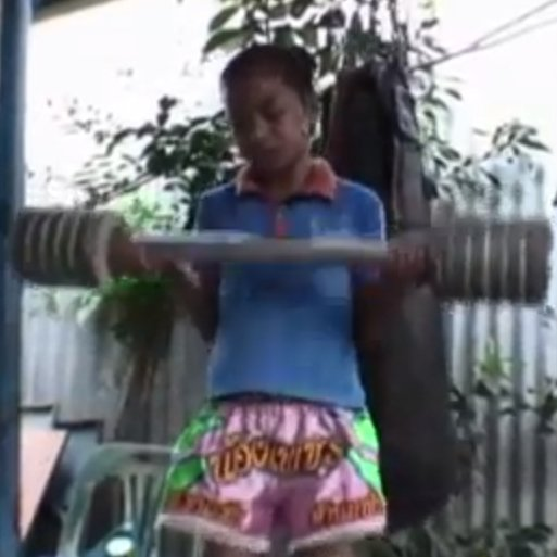Thai Child Boxers, Buffalo Girls, Screenshot