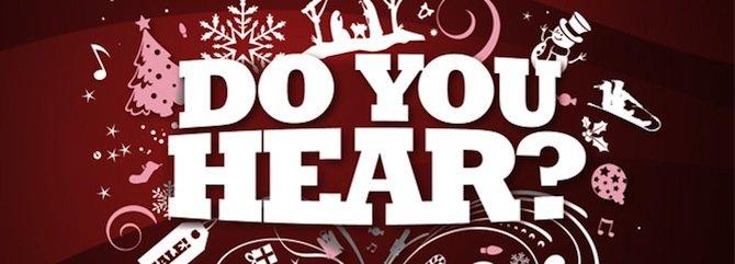 Do You Hear Banner