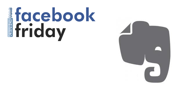 Facebook Friday: Do You Like the New Evernote 5? [Poll]