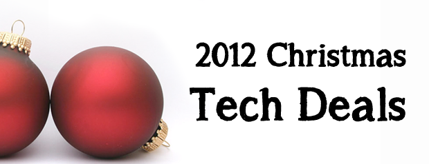 2012 Christmas Tech Deals