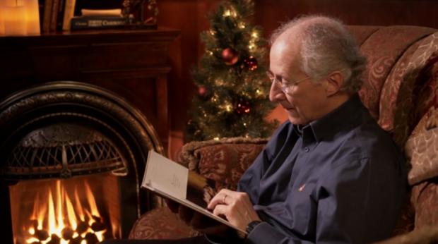 John Piper Reads The Innkeeper christmas