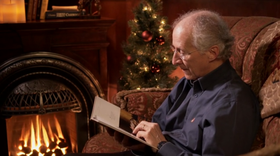 "Christmas Inspiration: John Piper Reads ""The Innkeeper"" [Video]"