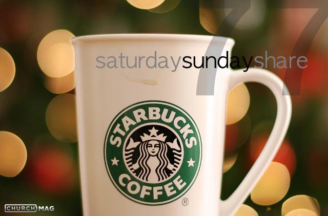 Saturday Sunday Share #77