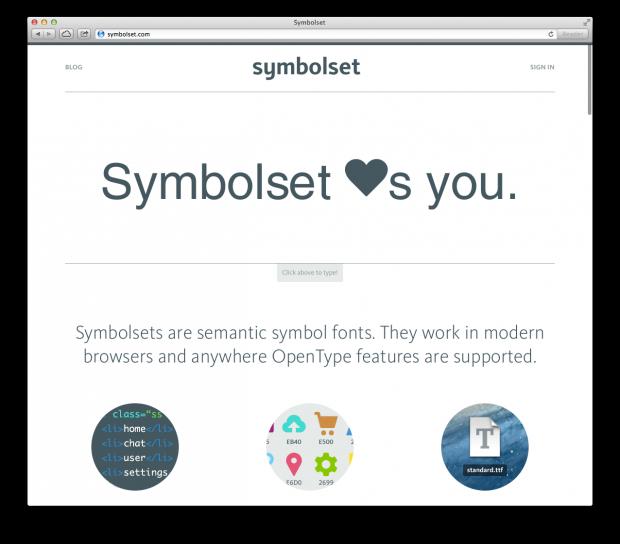 Symmbolset