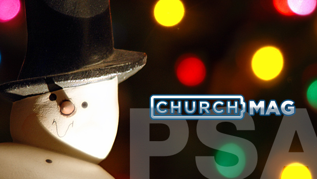 A ChurchMag Holiday PSA – Call Me Maybe? [Video]