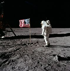Moon Landing Hoaxes & Our Faith