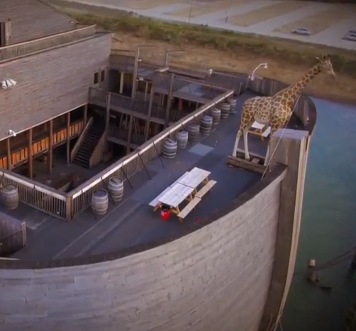 Full-Scale Noah's Ark