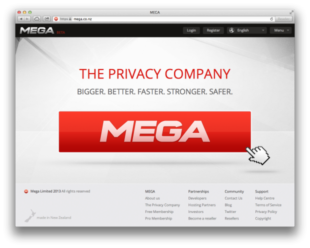 MEGA Is Back  Will You Sign-Up for 50GB of Free Cloud