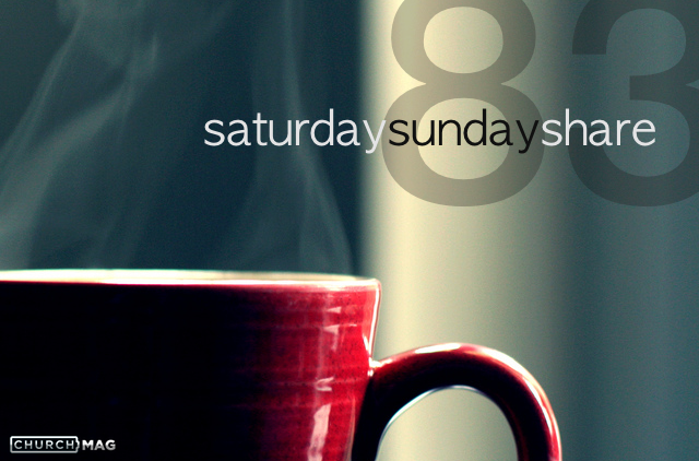 Saturday Sunday Share #83