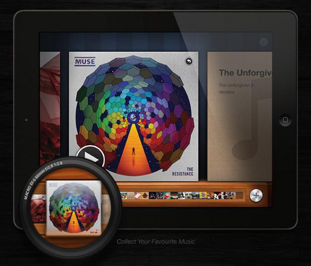 turnplay ipad record player vinyl app