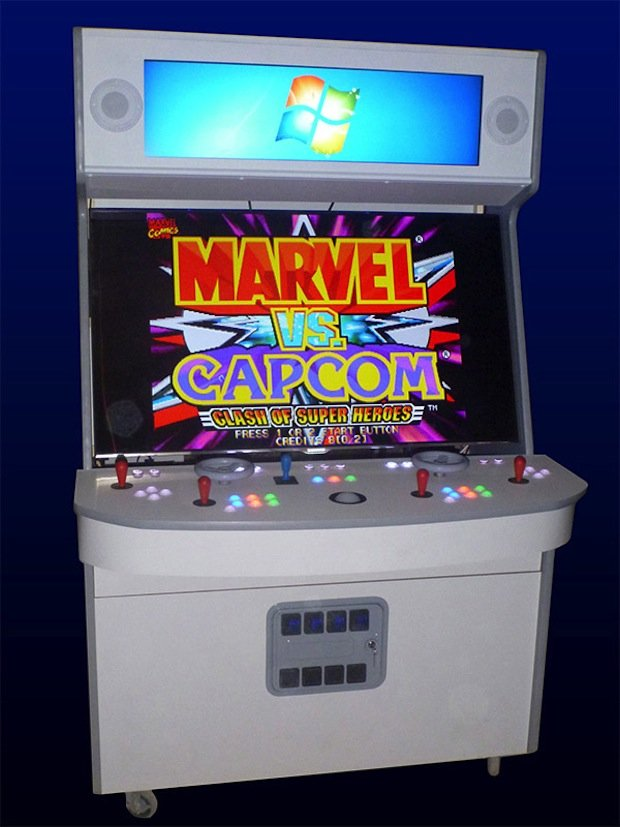The Ultimate Arcade Cabinet Churchmag