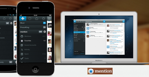 Mention - A Social Media Monitoring Tool