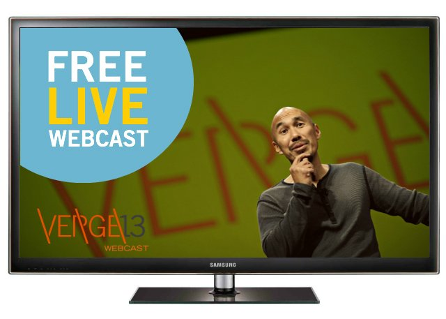 The Verge 2013 Live Webcast: Disciple Making