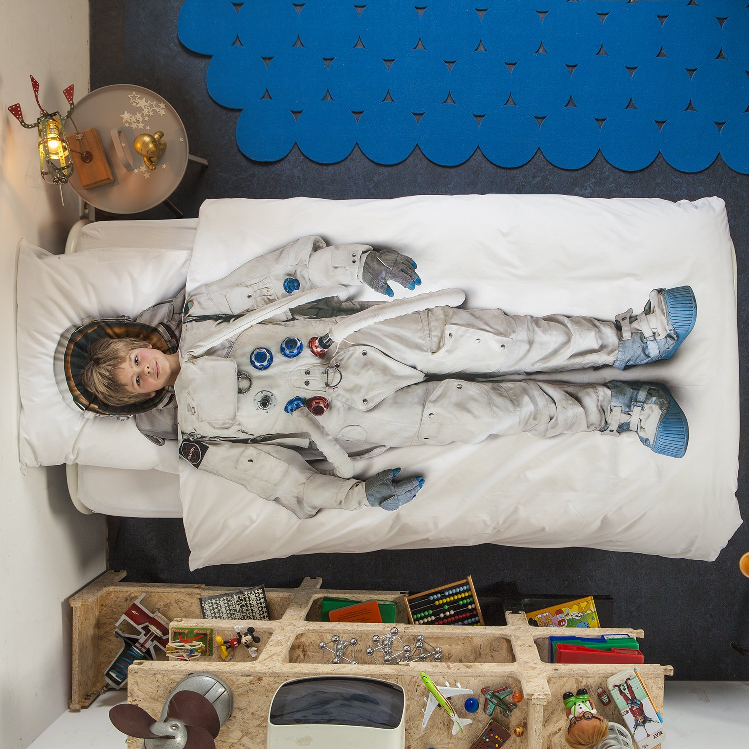 Creative Bedding from Snurk