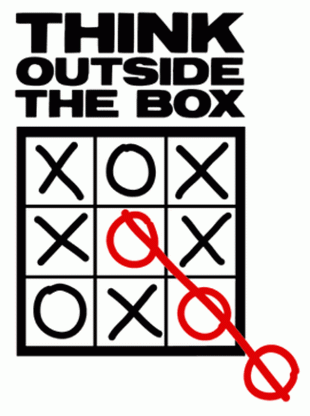Outside the Box Sermon Illustrations